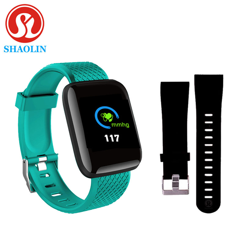 Color Screen Smart Watch USB Smart Bracelet Sport Pedometer Watch Fitness Running Walking Tracker Heart Rate Pedometer SmartBand