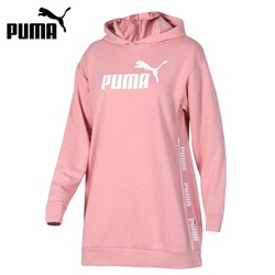 Оригинальное новое поступление Пума усиленный Женский пуловер толстовки спортивная одежда