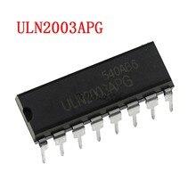 10-20 шт ULN2003APG DIP16 ULN2003AP ULN2003A ULN2003 DIP-16 2003 DIP новый и оригинальный IC чипсет
