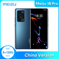 Meizu 18PRO 8/12GB 128/256G Cellphone 5G Smartphone Snapdragon 888 Octa Core NFC UFS3.1 4500mAh 40W Quick Charger China Version
