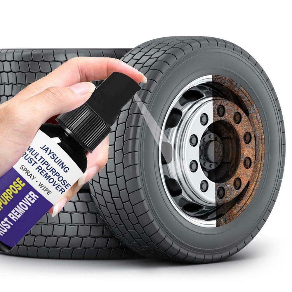 30ML Rust Remover Window Rust Inhibitor Wheel Hub Screw Derusting Spray For Derusting Metal Parts Car Maintenance Car Accessorie