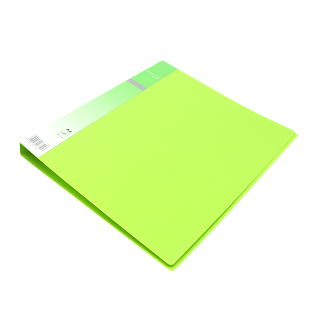 Students File Clip Folder 4 Colors Optional Documents Papers Filling Containers School Office Stationery High Quality