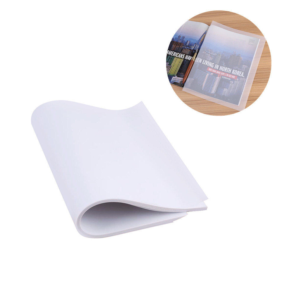 100Pcs A4 Tracing Transfer Sulfuric Acid Paper Translucent Tracing Paper For Copying Drawing Calligraphy Tracing Papers New