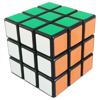 ShengShou Matte Magic Cube 3 #215 3 Stickerless Cube Competition Speed Puzzle Cubes Toys For Children Kids cubo tanie i dobre opinie Z tworzywa sztucznego Mini 12-15 lat 5-7 lat 3 lat 8 lat 6 lat Dorośli 3 lat 8-11 lat 3x3x3
