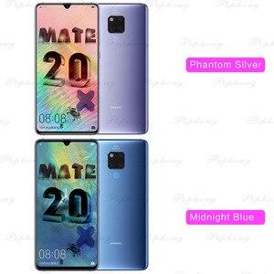Image 2 - 7.2インチのフルスクリーンhuawei社メイト20 × メイト20X携帯電話andorid 9.0キリン980オクタコア40.0MP nfc IP53急速充電器