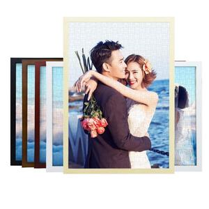 New Brand Natural Wood Photo Frame For Picture Photo Frame Clip Paper Picture Holder DIY Wall Photo Decor Graduation Party Photo