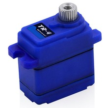 חם 3C RC כלי רכב דגם חלקי HD TR 4 מיני 7.4V 2.6KG עמיד למים מתכת הילוך סרוו עבור TRX4