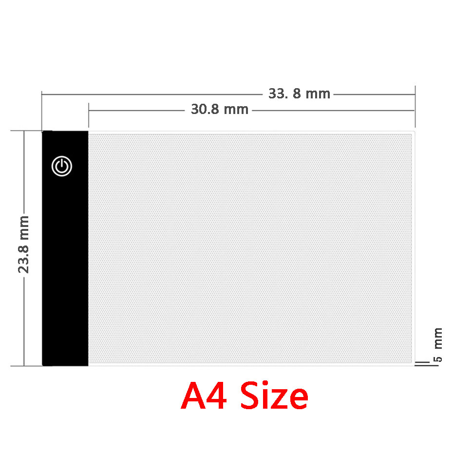 DA4-尺寸