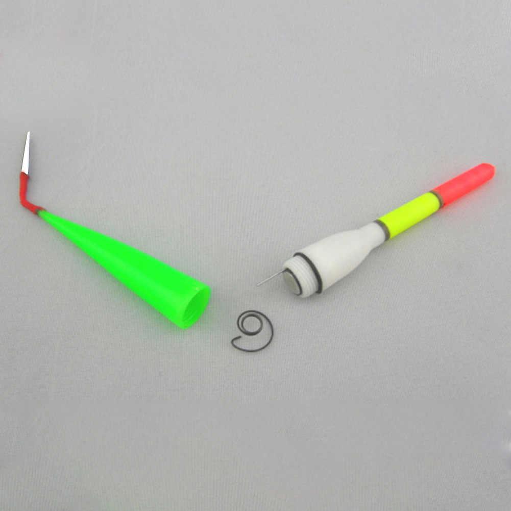15 Cm Led Fishing Float Elektrische Gloeiende Drijft Visgerei Oceaan Boot Vissen Apparatuur Met Batterij #2