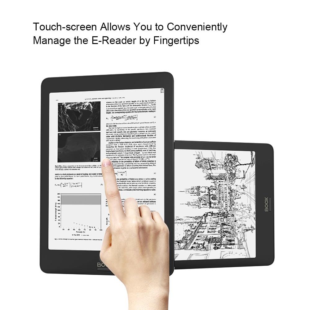"Image 5 - BOOX NOVA Pro 7.8"" Ebook Reader 300PPI Carta Dual Color Frontlight UItra HD Ereader 2G/32GB 4 core Android 6.0 eBook e readereBook Reader   -"