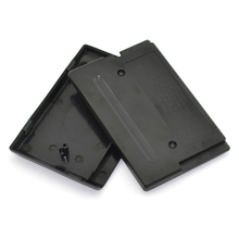 High quality Game Cartridge Case for MD Replacement Plastic Shell for SEGA Mege Drive US Version professional portable for sega everdrive md cartridge