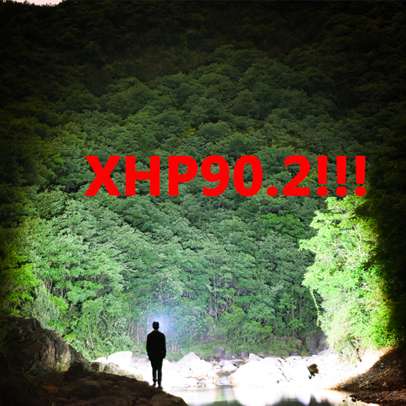 Super Bright XHP90.2 USB Rechargeable Led Headlamp XHP70.2 Most Powerful Headlight Fishing Camping ZOOM Torch By 3*18650 Battery