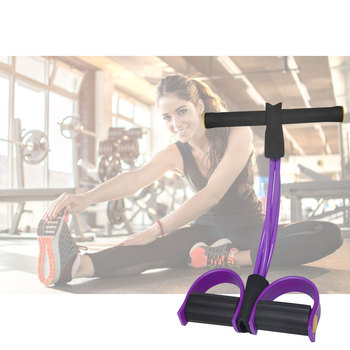 Elastic Resistanc Pull Ropes Exerciser Rower Belly Resistance Band Home Gym Sport Training Elastic Bands For Fitness Equipment