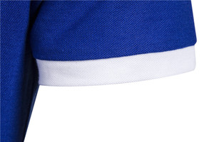 Image 5 - Dropshipping NEGIZBER 3 ชิ้น/ล็อตผ้าฝ้ายโปโลผู้ชายแฟชั่นกวางเย็บปักถักร้อยเสื้อโปโลผู้ชาย Casual Business Mens POLO ยีราฟขนาดใหญ่