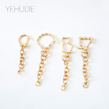 New Diy Keychain Charms Character Key Chain Metal Lobster Buckle Key Ring Jewelry Ladies Metal Jewelry Men Cute Key Ring mix wings key chain charms for diy handmade gifts keychain flying wing jewelry