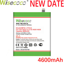 Wisecoco LTF21A 4600mAh New Powerful Battery For LeEco Letv Le 2 pro 2S S3 X620 X520 X626 X528 Phone Battery Replacement