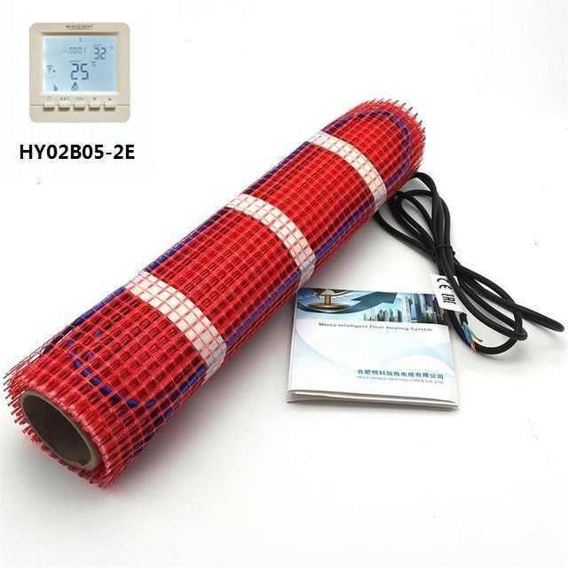Minco heat 1 ~ 5m2 mata do ogrzewania podłogowego 220V 150 w/m2 nagrzewnica pokojowa (wybór termostatu Wifi)