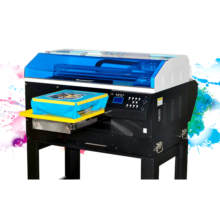 Digital Textile Printer 5113 Head Direct To Garment Printer DTG T-shirt Printing Machine