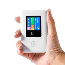 4G LTE Pocket Wifi Router Portable Car Mobile Wifi Hotspot Wireless Broadband Unlocked Modem 4g Extender Repeater good quality