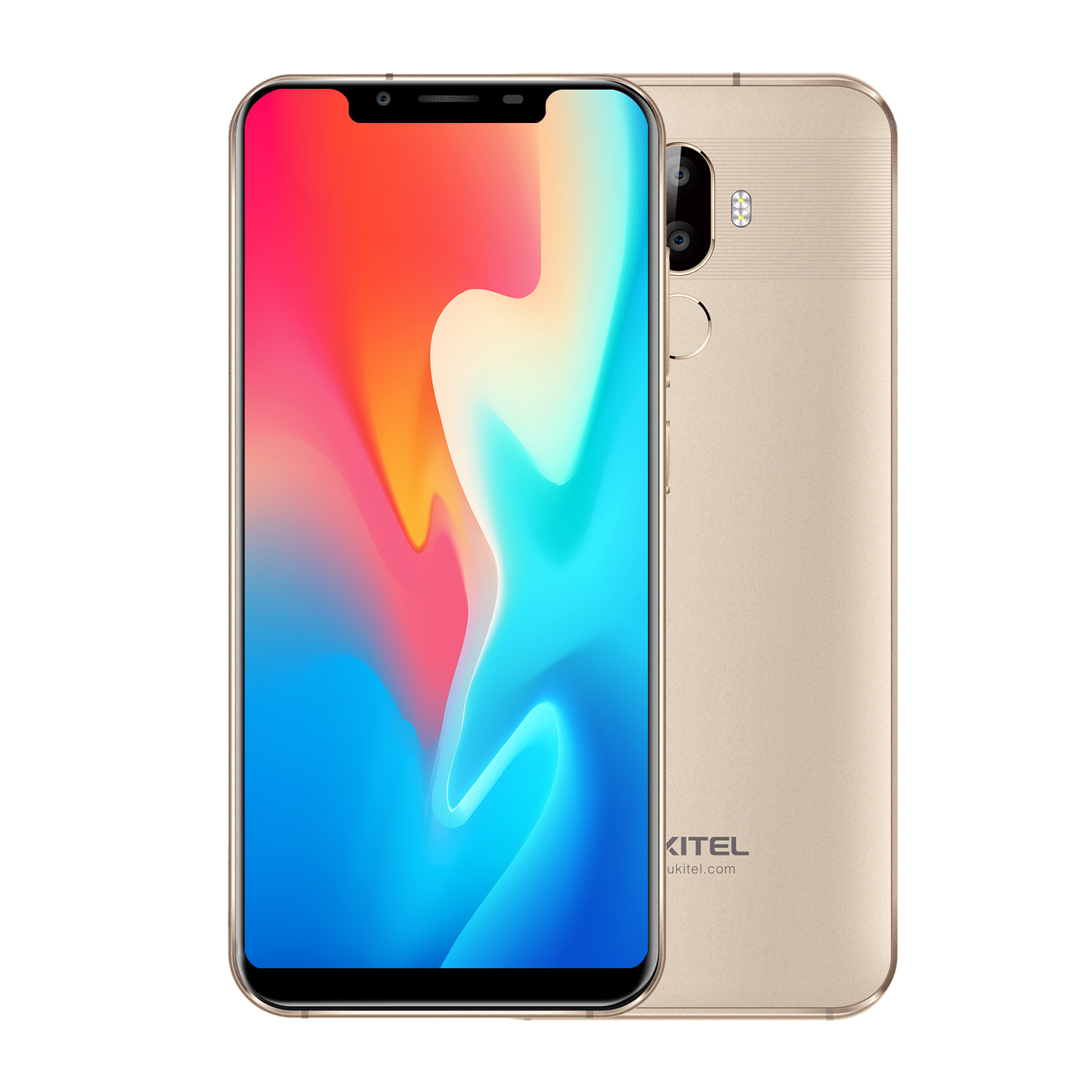 Oukitel U18 Face Id 4g Lte Smartphone 5.85 Inch 21:9 Android 7.0 Octa Core 4gb Ram 64gb Rom 4000mah 16mp+13mp Mobile Phone