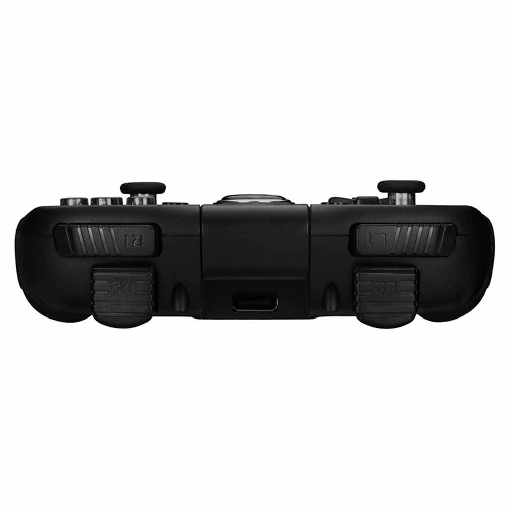 BETOP AX1 USB Bluetooth Double Getaran Nirkabel Gamepad Joypad Game Controller Handle Game untuk PC untuk PS3 untuk Android