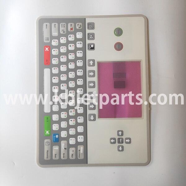 Keyboard Membrane Keypad Ci3000 Series Use For Citronix Ci3000 Ci3300 Inkjet Coding Printer
