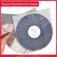 LEORY Lp 보호 보관 턴테이블 용 내부 가방 lp 비닐 레코드 cd 비닐 레코드 12 30.6cm * 30.8cm