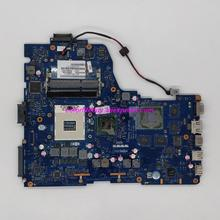 Echtes K000125640 PHQAA LA 6831P w N12P GS A1 GPU Laptop Motherboard Mainboard für Toshiba Satellite P750 P755 Notebook PC