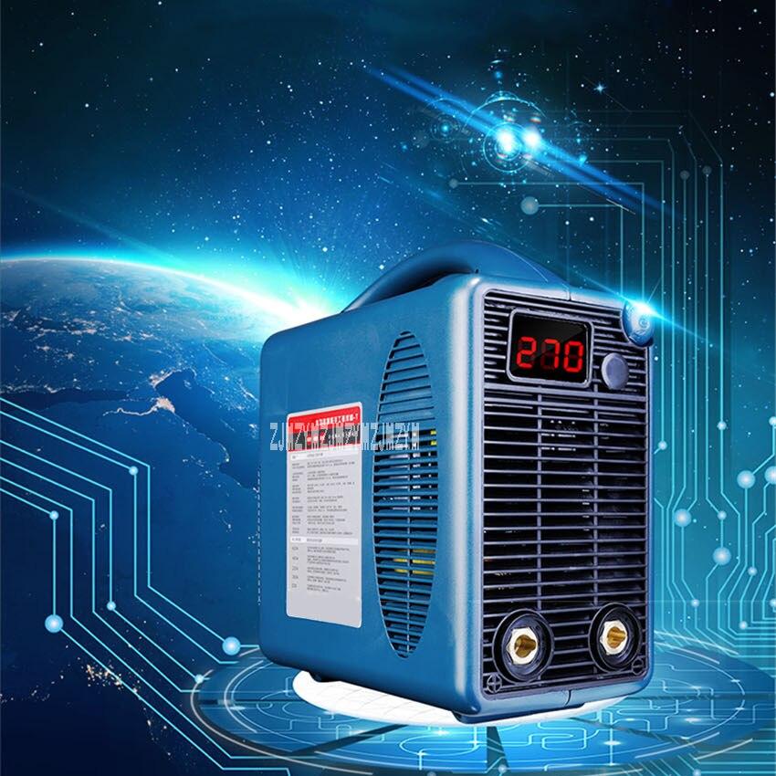 ZX7-270 spawacz elektryczny 220 V/380 V podwójnego napięcia podwójnego zastosowania 4.0 elektrody spawalnicze specjalne gospodarstwa domowego spawanie przemysłowe maszyny 15KVA