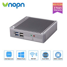 Mini pc n2940 j1900 quad core windows 10 linux 6 * usb duplo hdmi 2 lan roteador firewall micro computador ddr3 fanless desktop nettops(China)