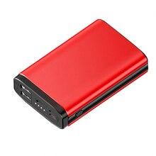 Portable Mini Power Bank External Battery Pack Powerbank for Phone Xiaomi Mi Smart Mobile Phone 10000mAh Battery Bank USB Type-c все цены