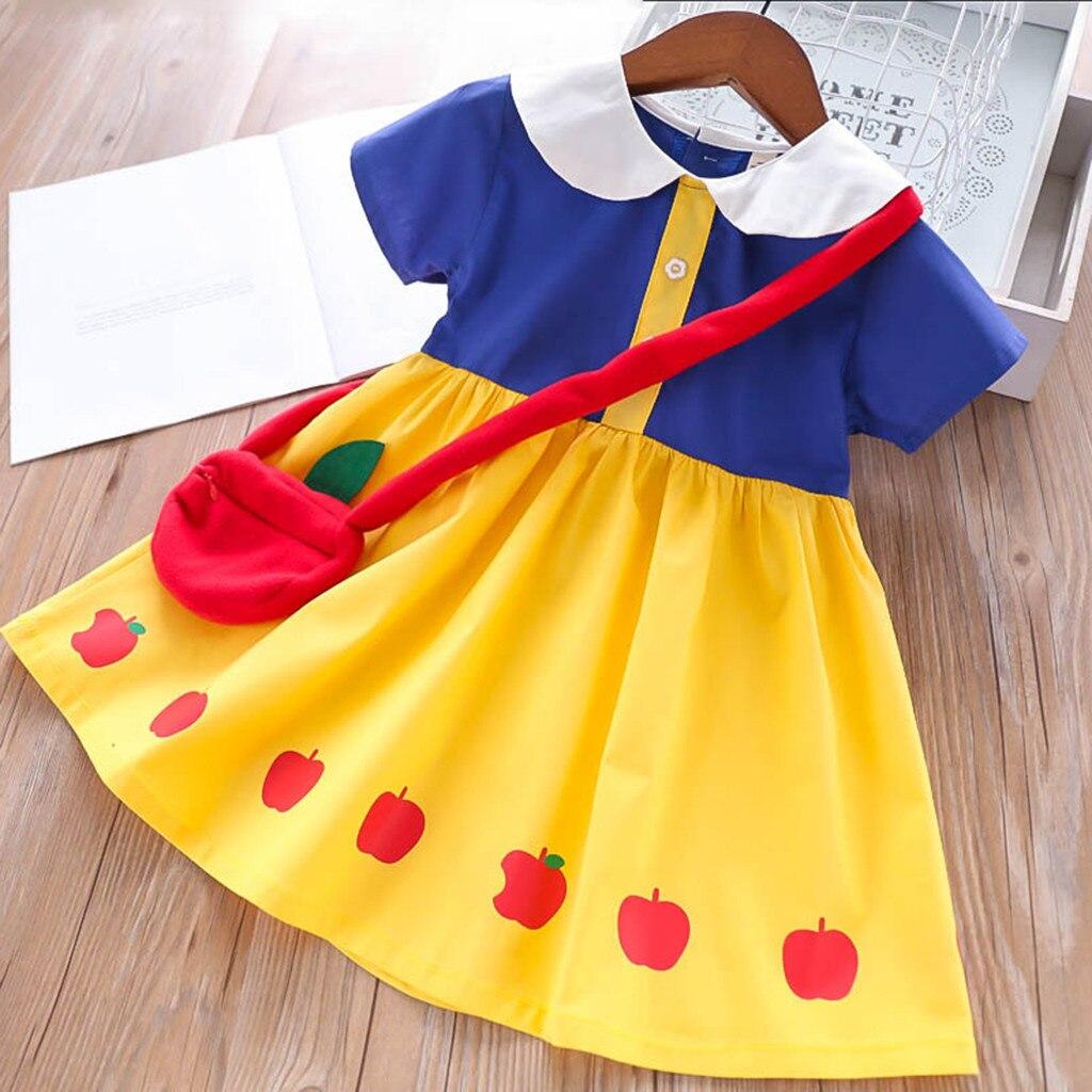 Girls Disney Princess ~ Snow White Princess Dress Bag