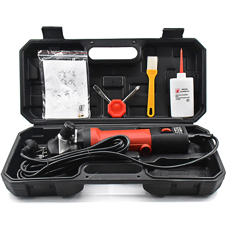 110 220V Electric Sheep Shearing Machines Professional Blade Goat Shear Clipper Steel 680W Farm Cutter Wool Scissor Adjustable in Scissors from Tools