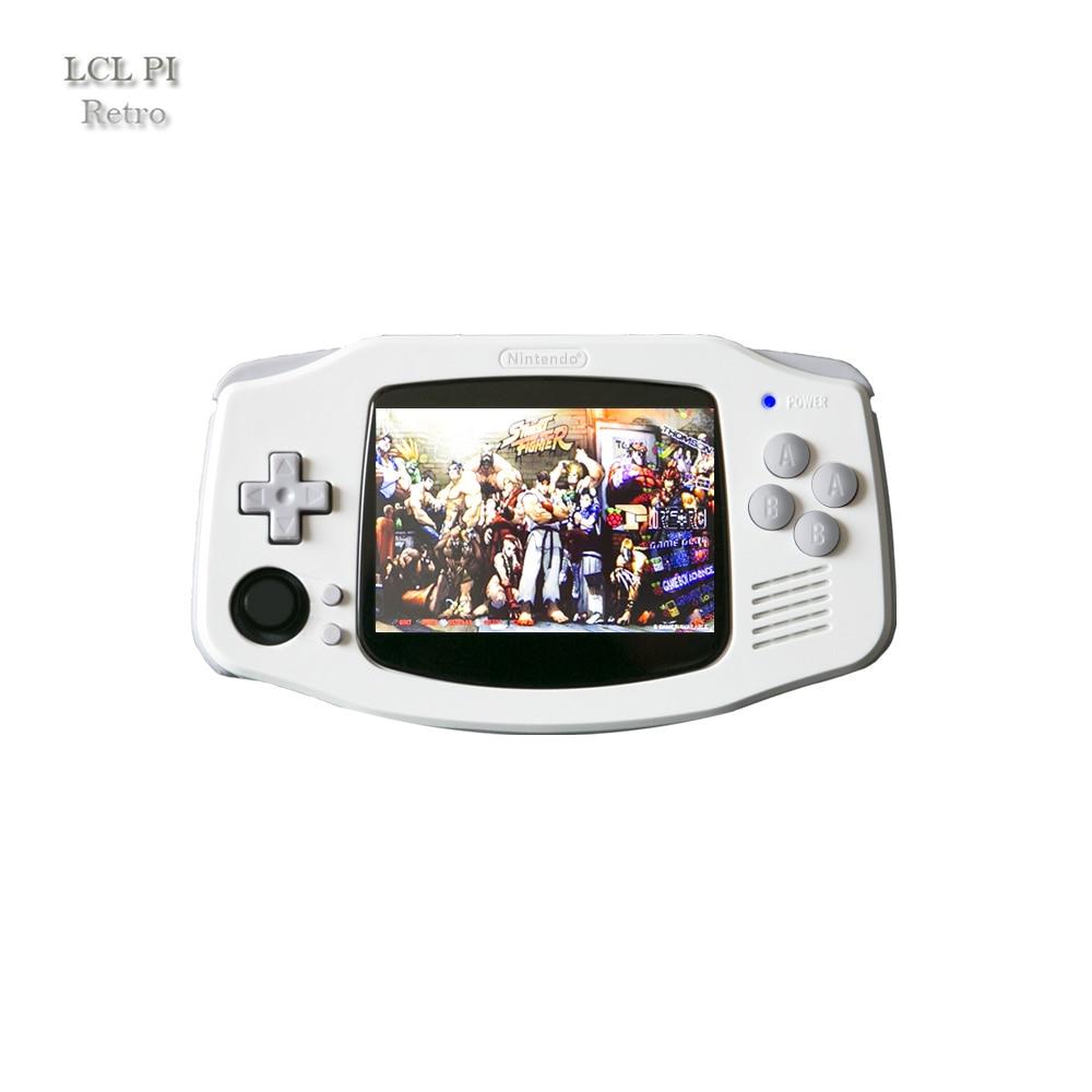 New Retro CM3+ Game Console Raspberry pi CM3+ Mini Handheld Pocket Game...