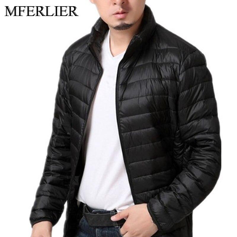 Spring Winter Jackets Men 9XL 8XL 7XL 6XL 5XL Bust 152cm 3 Colors Cotton Plus Size Coat Men