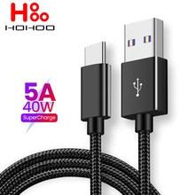 3A USB Typ C Kabel Für Samsung galaxy A50s 20s Xiaomi Schnelle Ladung Handy Kabel Für Huawei mate 40 P40 p30 pro Ehre Kabel