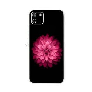Für Realme C11 Fall Realme C11 RMX2185 6,5 zoll Abdeckung Weichen Silikon Schmetterling Telefon Fall Für Oppo Realme C11 C 11 RealmeC11 Funda