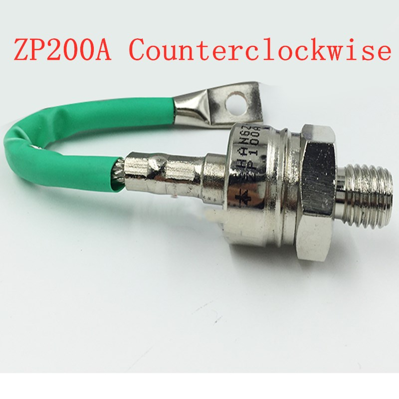 1600V ZP100A Spiral Power Stud Rectifying Rectifier Diode 16mm Thread Diodes