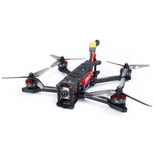 Iflight conjuntamente projetado dc5 6s fpv racing drone rc quadcopter multirotor multicopter bnf com/unidade fpv hd óculos de proteção rc modelo