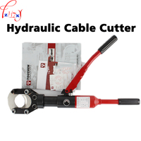 1PC Handheld Hydraulic Cable Cutter CC 50A Manual Hydraulic Shears 50mm Max Cable Hydraulic Cable Cutter Tools