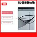 Аккумулятор для телефона, 1 шт., Сменный аккумулятор для мобильного телефон, аккумулятор BL5B BL 5B для Nokia 5300 5320 N80 N83 6120C 7360 3220