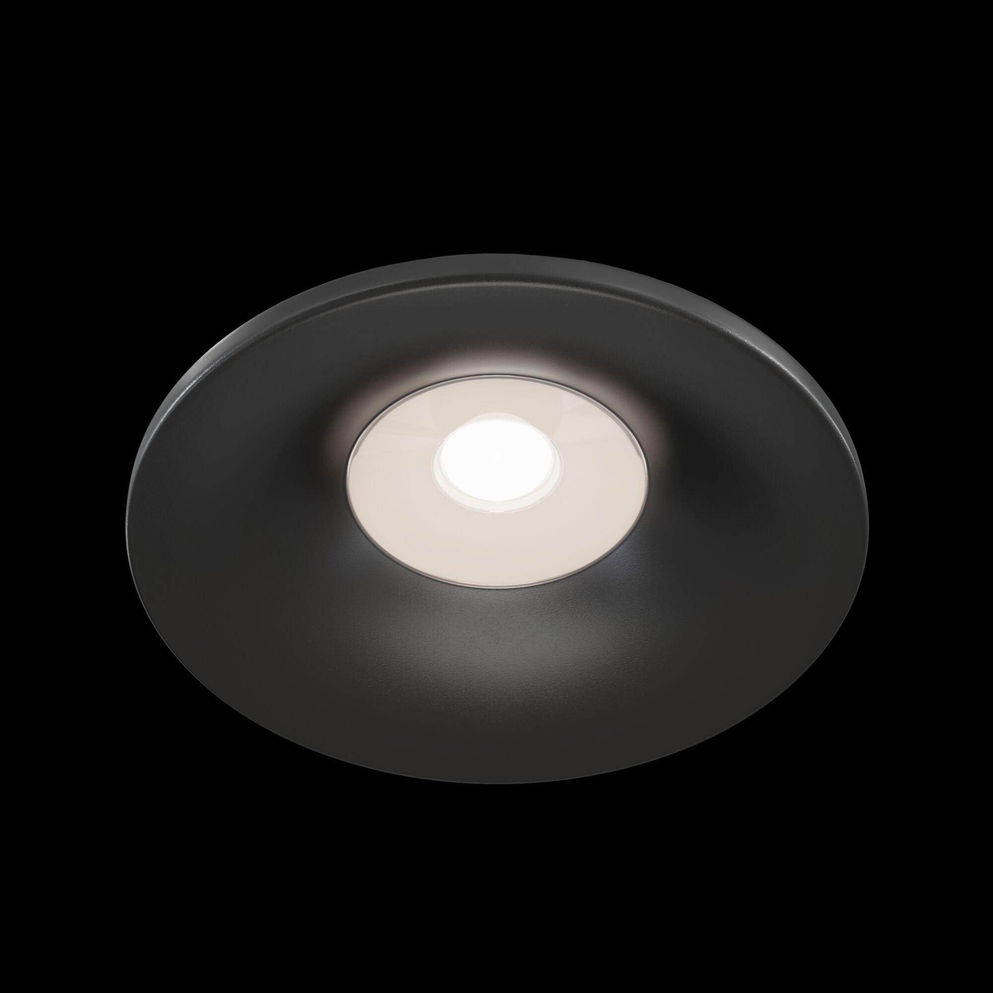 Встраиваемый светильник Technical Barret DL041-01B