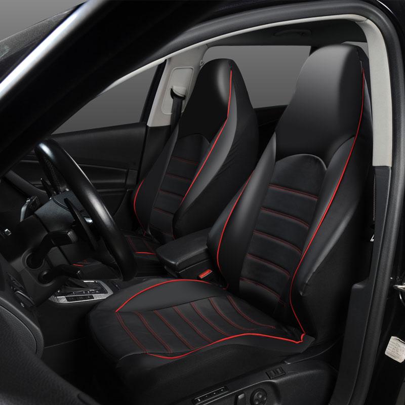 Hot New PU Material Car Seat Belt Decoration Protection,for Alfa Romeo Giulia Stelvio 159 147 156 166 Giulietta MITO GT 4C Car Styling