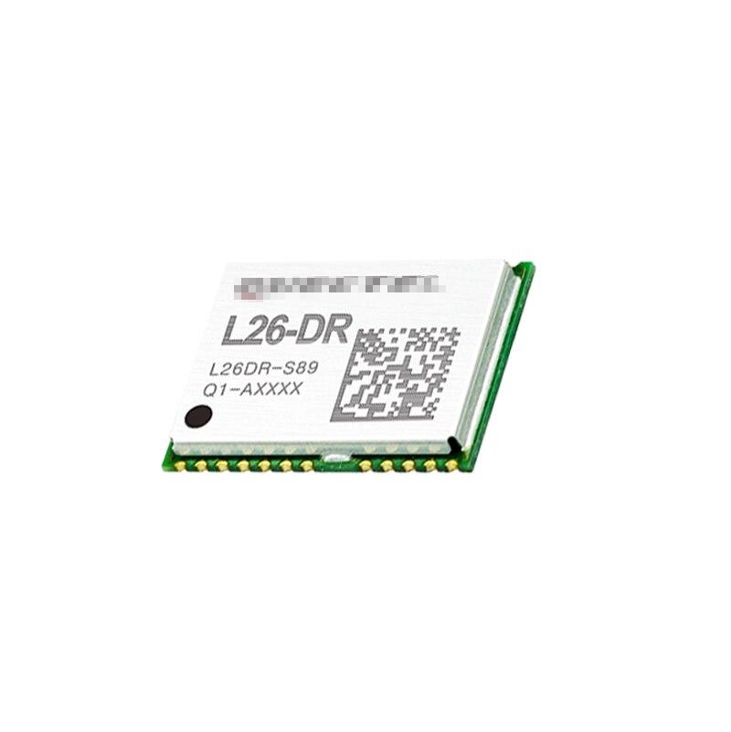 GNSS L26-DR L26DR GNSS Module GPS, GLONASS, BeiDou, Galileo And QZSS Signals Support DGPS(RTCM)/SBAS (WAAS/EGNOS/MSAS/GAGAN)