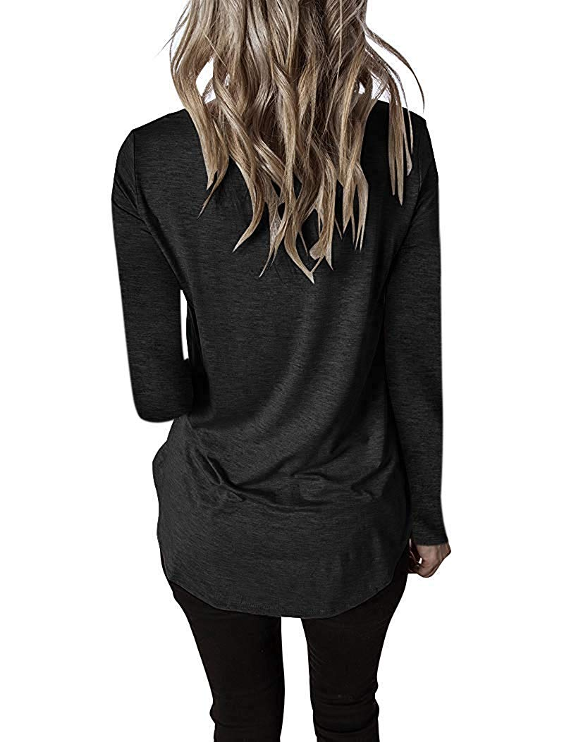 20 Pieces Women's Cold  Tops Short Sleeve Knot Twist T Shirt2019 Polyester  Cashmere  Cotton
