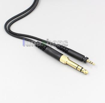 LN006518 Earphone Headphone Cable For Shure SRH840 SRH940 SRH440 SRH750DJ Philips SHP9000 SHP8900
