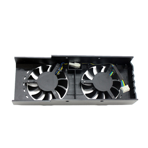 Image 4 - Brand new original HA5010H12SF Z DC12V 0.13A For MSI RX460 RX550 RX560 2GB 4GT LP OC graphics card cooling fan