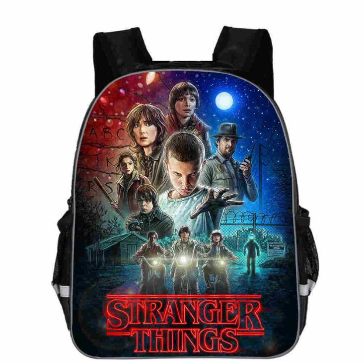 Anime Neon Genesis Evangelion EVA Backpack Children Kids School Shoulder Bag