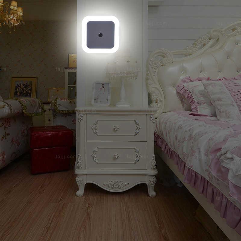 모션 어린이 LED 전구 비상 건전지 분위기 카드 침실 벽 램프 아기 조명 밤 홈 로맨틱 키즈