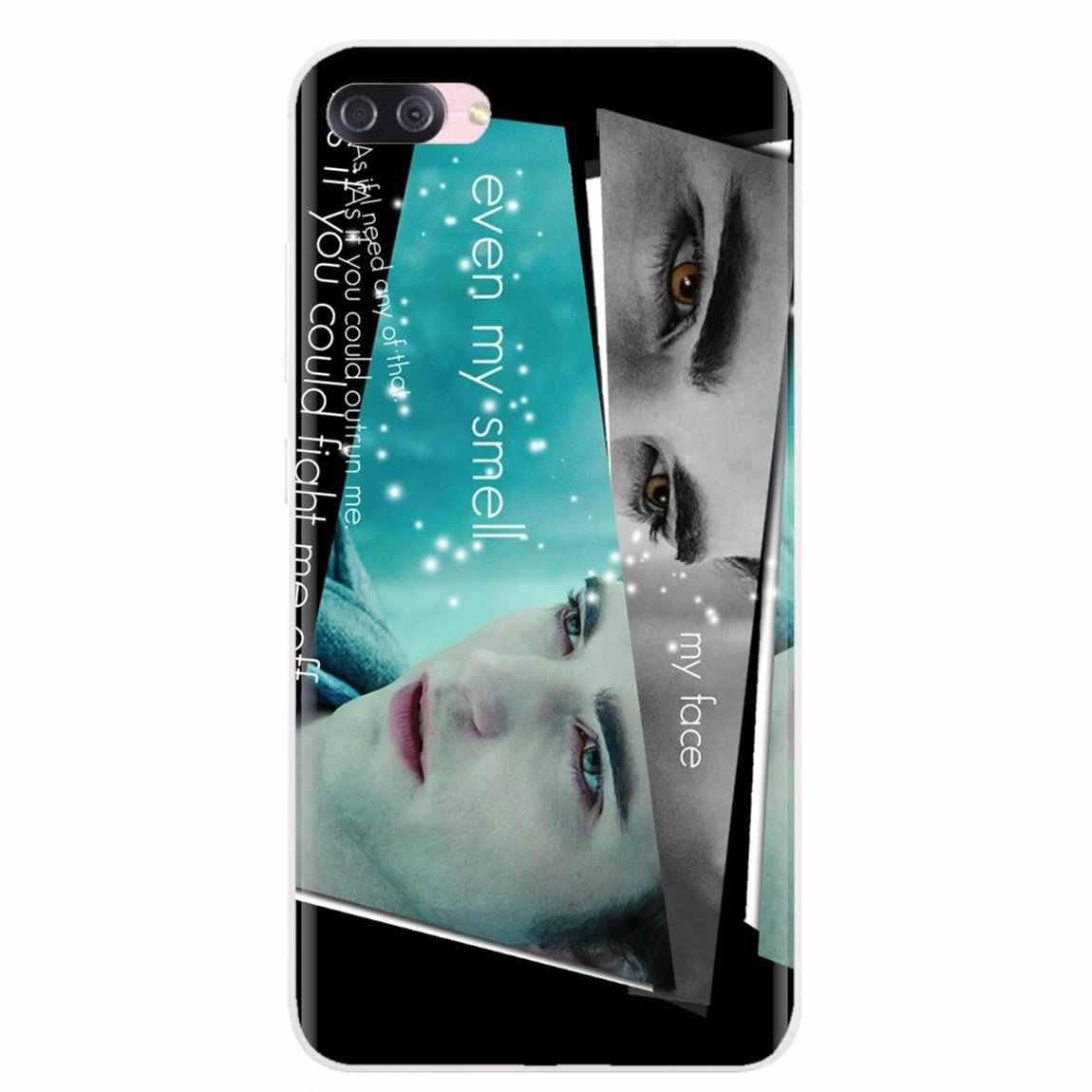 Edward Cullen Dành Cho Samsung Galaxy Samsung Galaxy S6 S10E S10 Edge Lite Plus Core Grand Prime Alpha J1 Mini Cá Tính Ốp Điện Thoại ốp Lưng